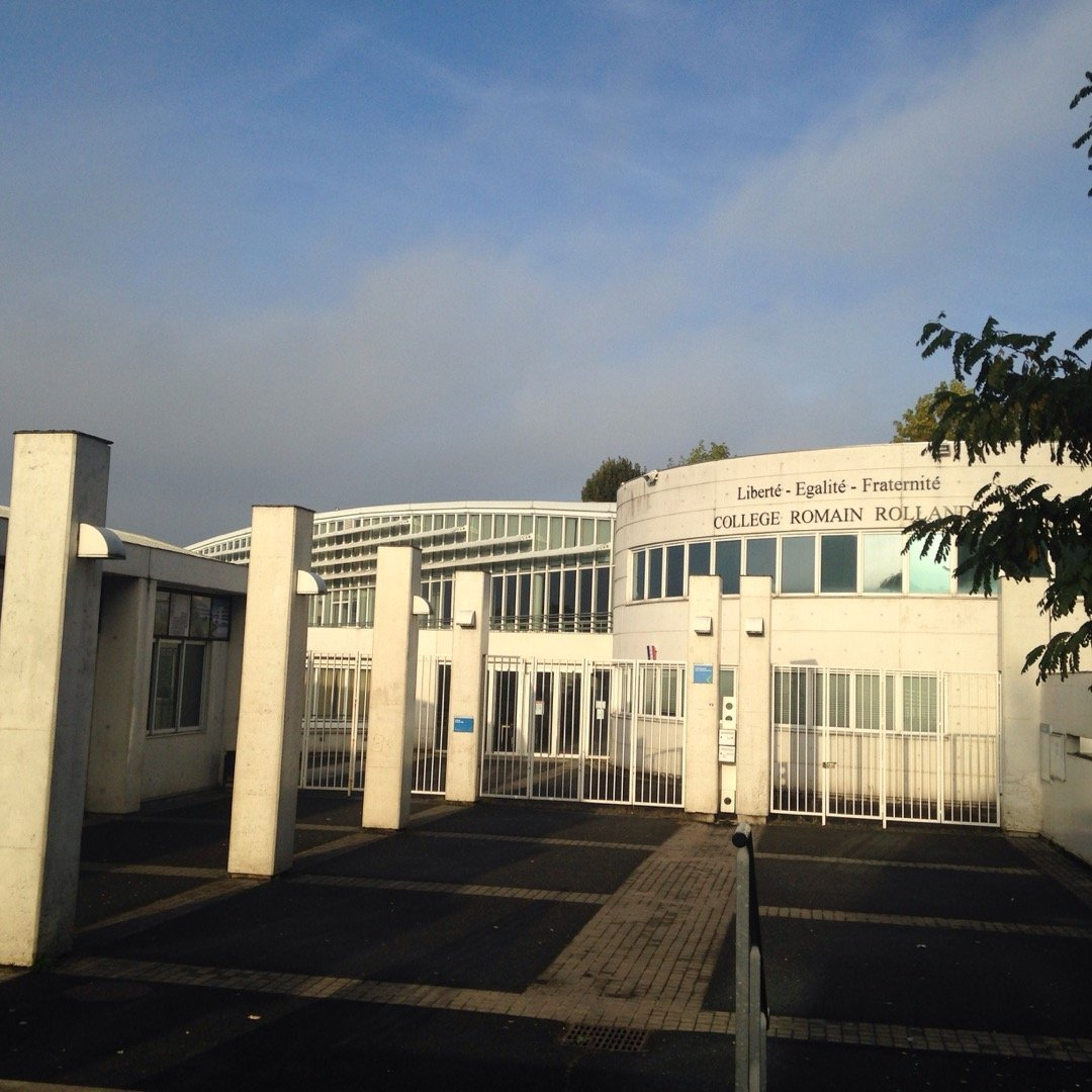 Middle School - Middle School Romain Rolland , Bagneux