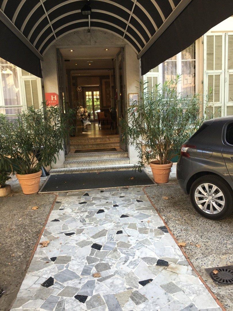 Foto del 9 de septiembre de 2016 14:21, Hôtel Villa Victoria 4*, 33 Boulevard Victor Hugo, 06000 Nice, Francia