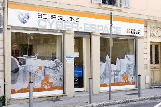 Photo du 5 février 2016 18:54, Cyber-Espace Borriglione, 7 Rue Joseph et Xavier de Maistre, 06100 Nice, France