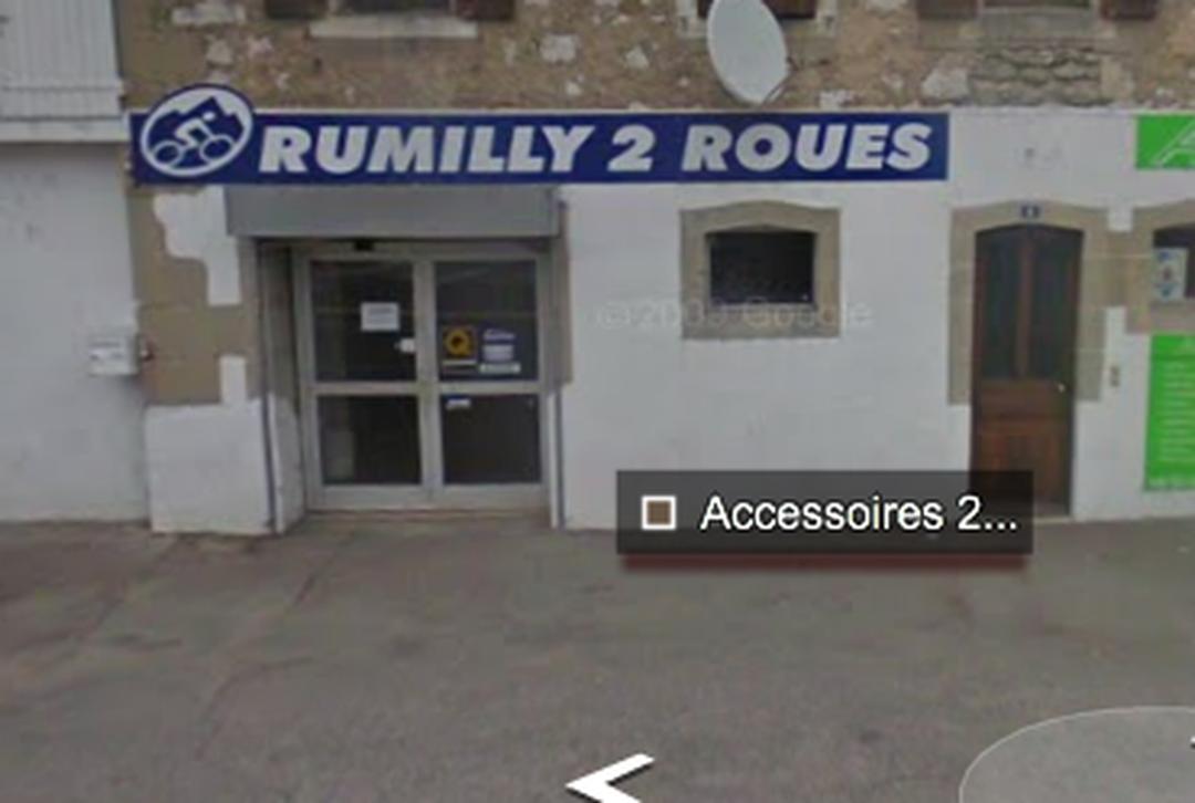 Foto vom 5. Februar 2016 18:52, Rumilly 2 Roues, 8 Rue Joseph Béard, 74150 Rumilly, Frankreich