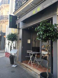Photo du 26 août 2016 12:12, Pizza Wawa, 35 Rue Saint Honoré, 75001 Paris, France