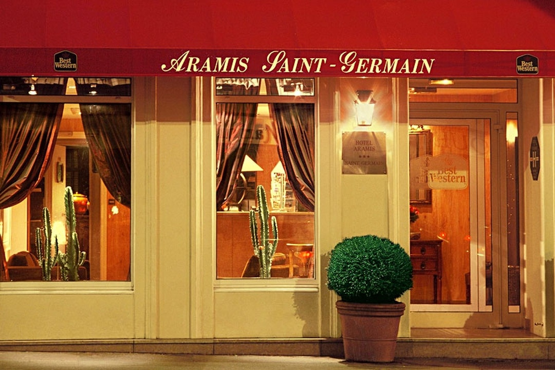 Photo du 5 février 2016 18:51, Best Western Hotel Aramis Saint-Germain, 124 Rue de Rennes, 75006 Paris, France