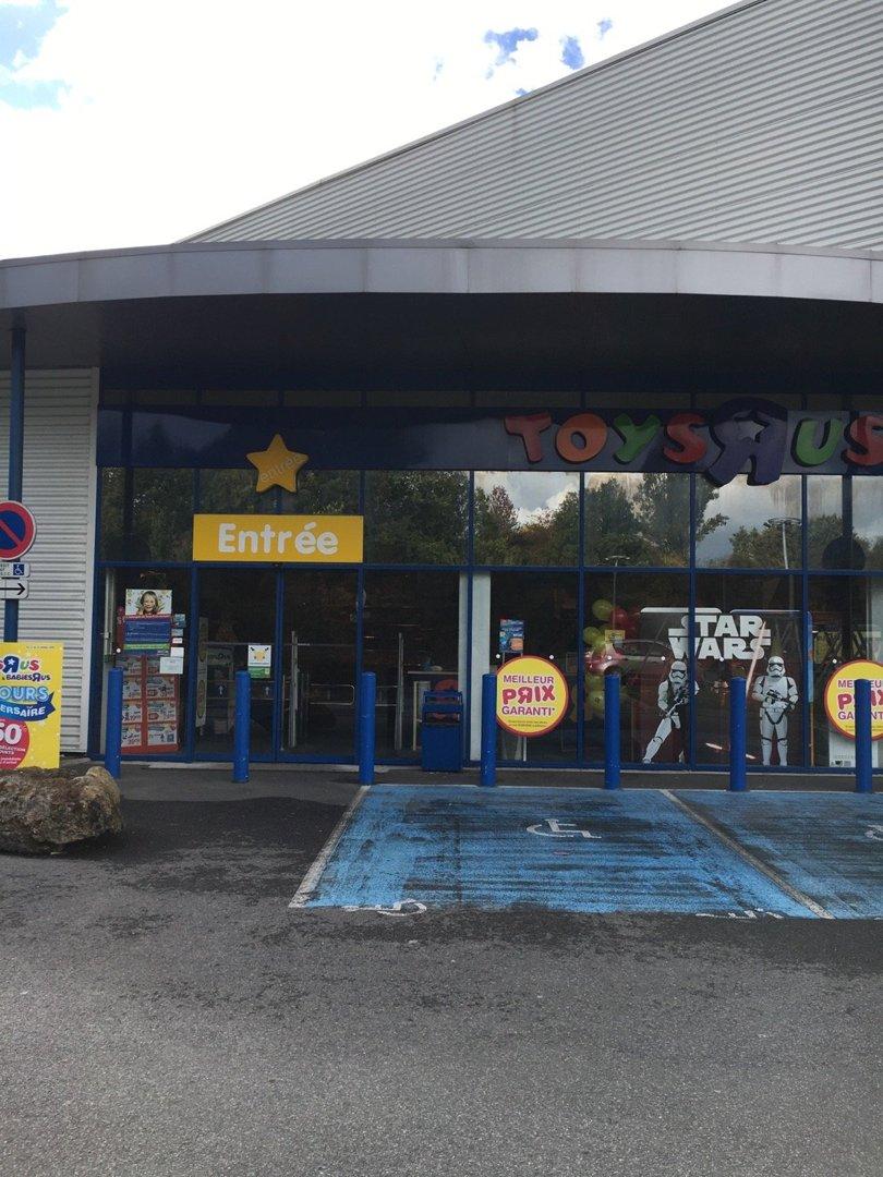 """Foto vom 17. Oktober 2016 12:20, Toys""""R""""Us, ZI La Croix Blanche - ZAC des Siroliers, Avenue de l'Hurepoix, 91700 Fleury-Mérogis, Frankreich"""