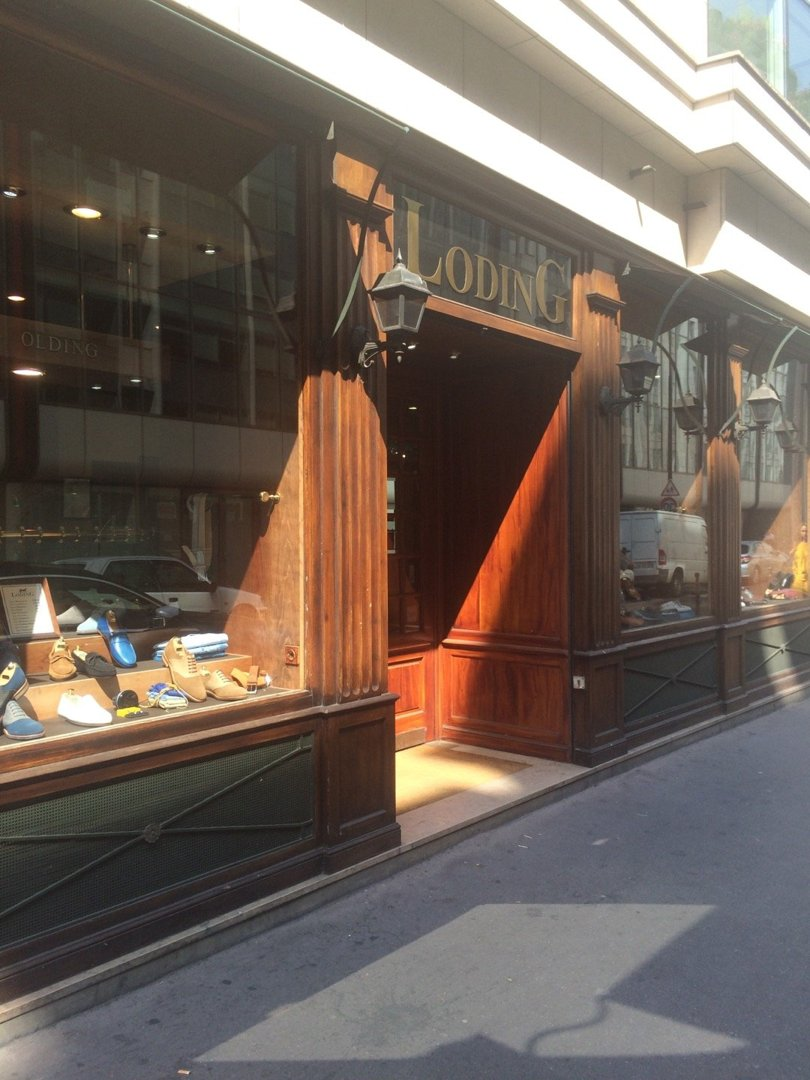 Photo of the August 26, 2016 12:04 PM, Loding, 23 Rue de Berri, 75008 Paris, France