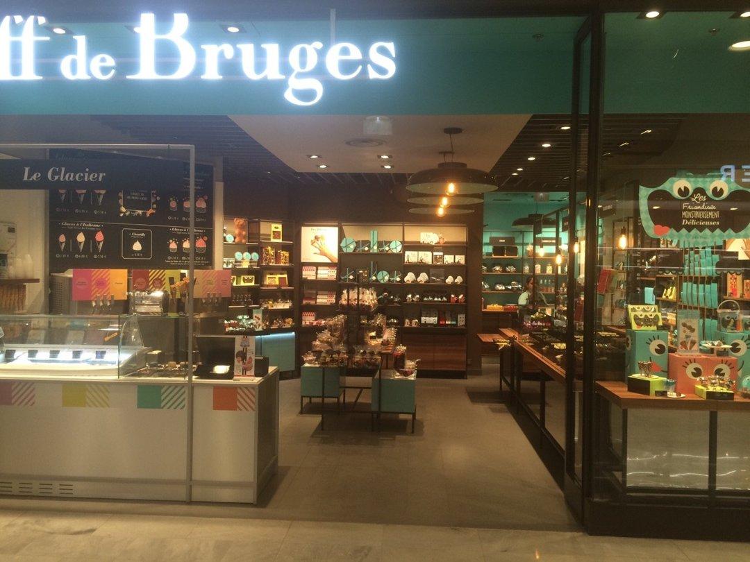 Photo du 26 août 2016 12:52, Jeff de Bruges, 2, Rue de l'équerre d'argent, Forum des Halles, 75001 Paris, France