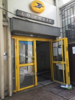 Photo of the July 6, 2016 11:52 AM, La Poste, 1 Rue de Mora, 95880 Enghien-les-Bains, Frankreich
