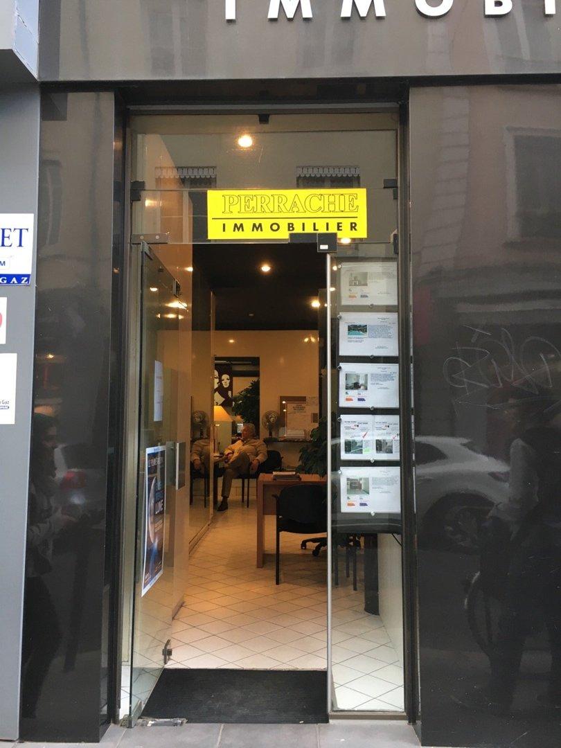 Foto vom 18. Oktober 2016 13:41, Perrache Immobilier, 38 Rue de la Charité, 69002 Lyon, Frankreich