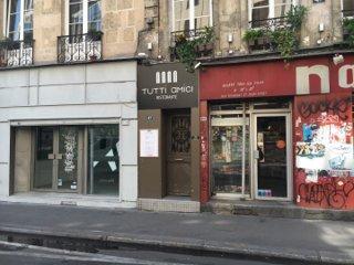 Photo du 26 août 2016 12:08, Tutti Amici, 47 Rue Saint Honoré, 75001 Paris, France