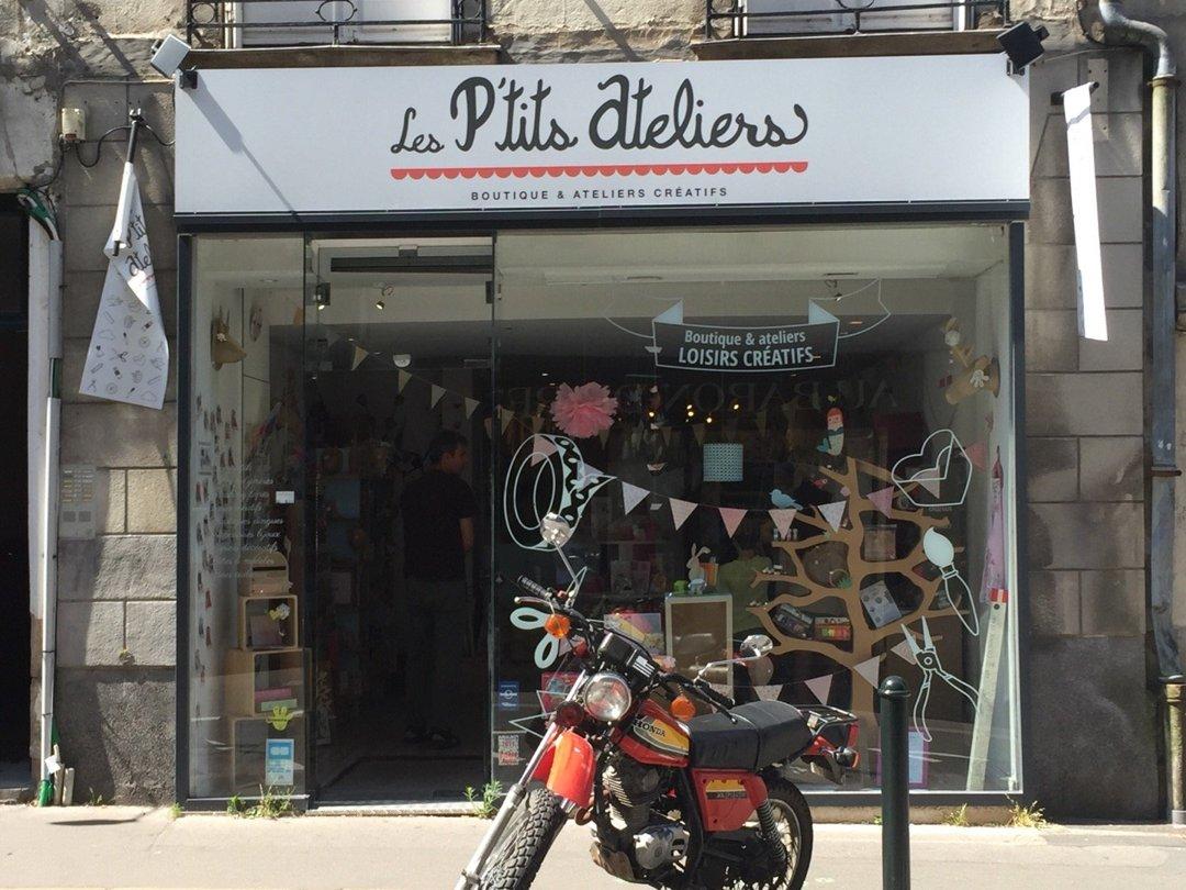 Photo du 20 juillet 2016 14:22, Les p'tits ateliers, 8 Rue Voltaire, 44000 Nantes, France