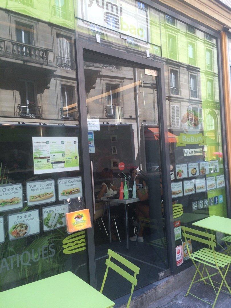 Photo du 26 août 2016 11:37, YUMIBAO, 48 Rue de Berri, 75008 Paris, France