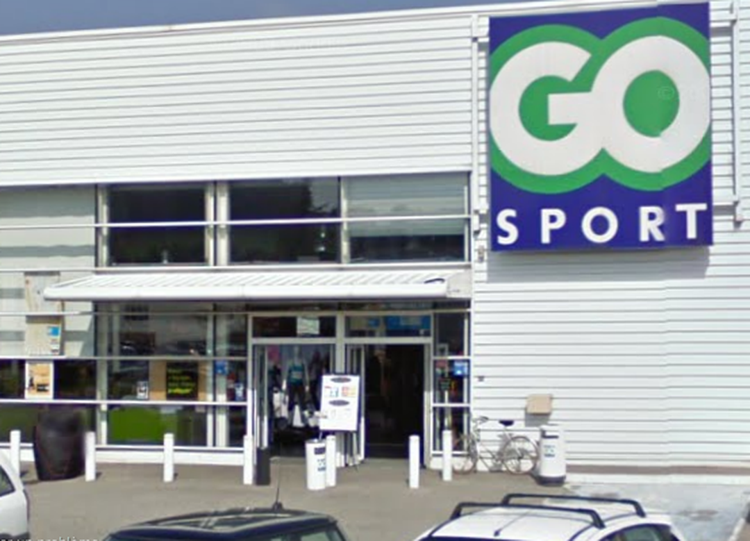 Magasin d'articles de sports - GO Sport , Neydens