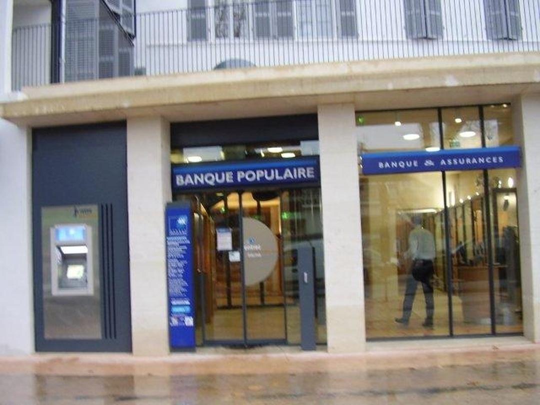 Bank - Banque Populaire Occitane , Cahors