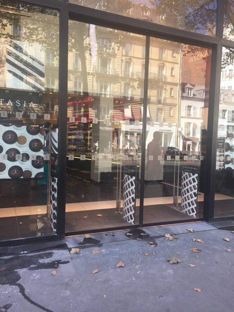 Foto del 26 de agosto de 2016 9:47, SEPHORA, 9 Avenue des Ternes, 75017 Paris, Francia