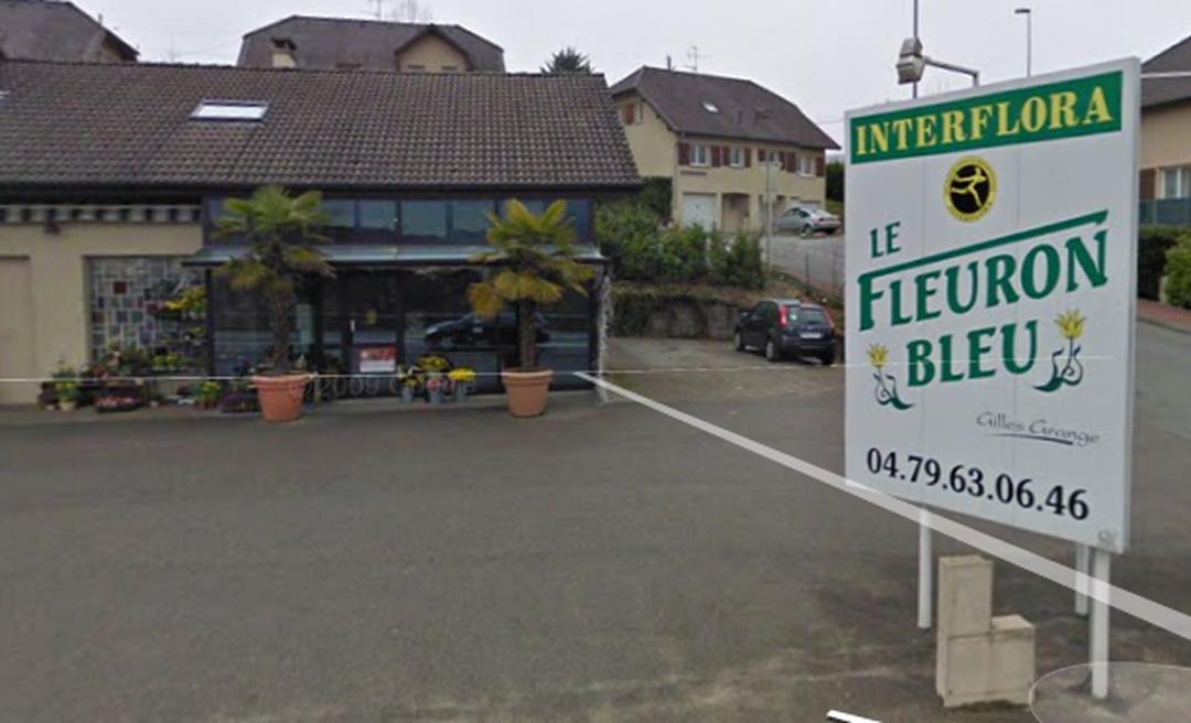 Photo du 5 février 2016 18:52, Le Fleuron Bleu, Route d'Aix-les-Bains, 74540 Saint-Félix, France