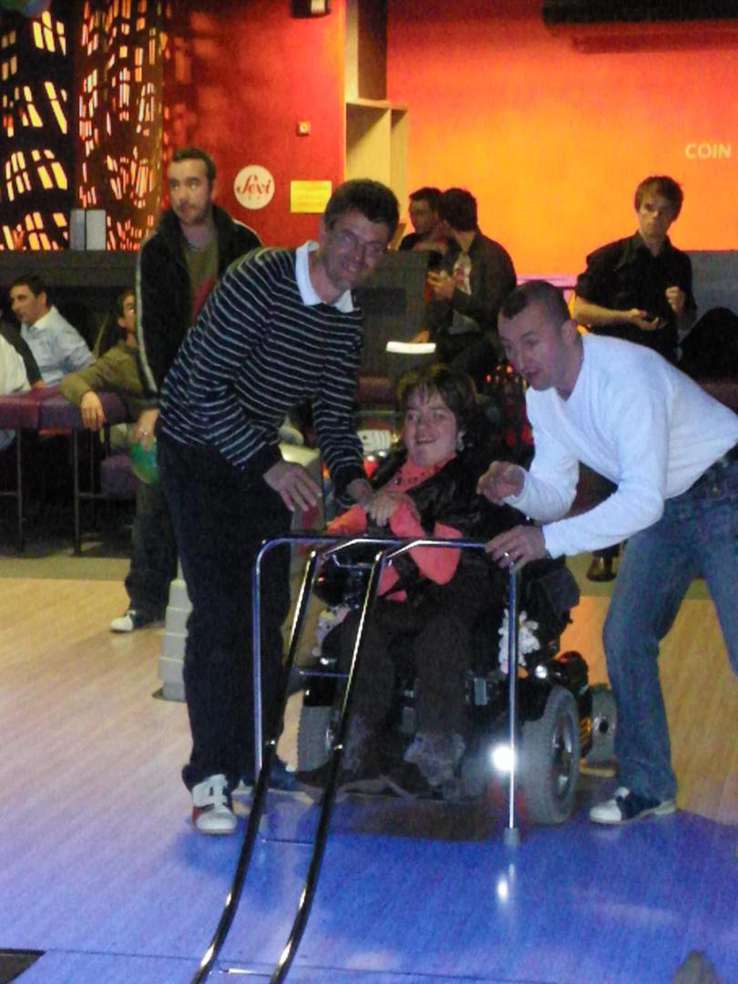 Bowling Alley - Le Colisée , Angers