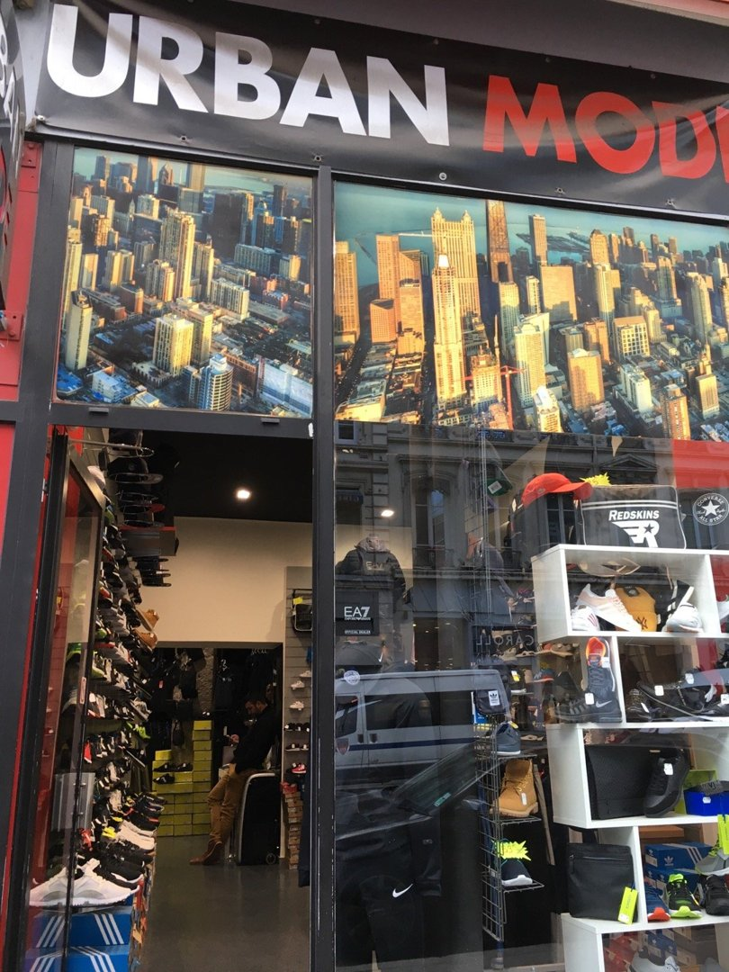 Shoe store - URBAN MODE , Lyon