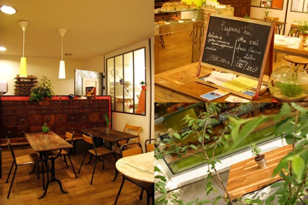 Boulangerie - Farinez'vous , Paris