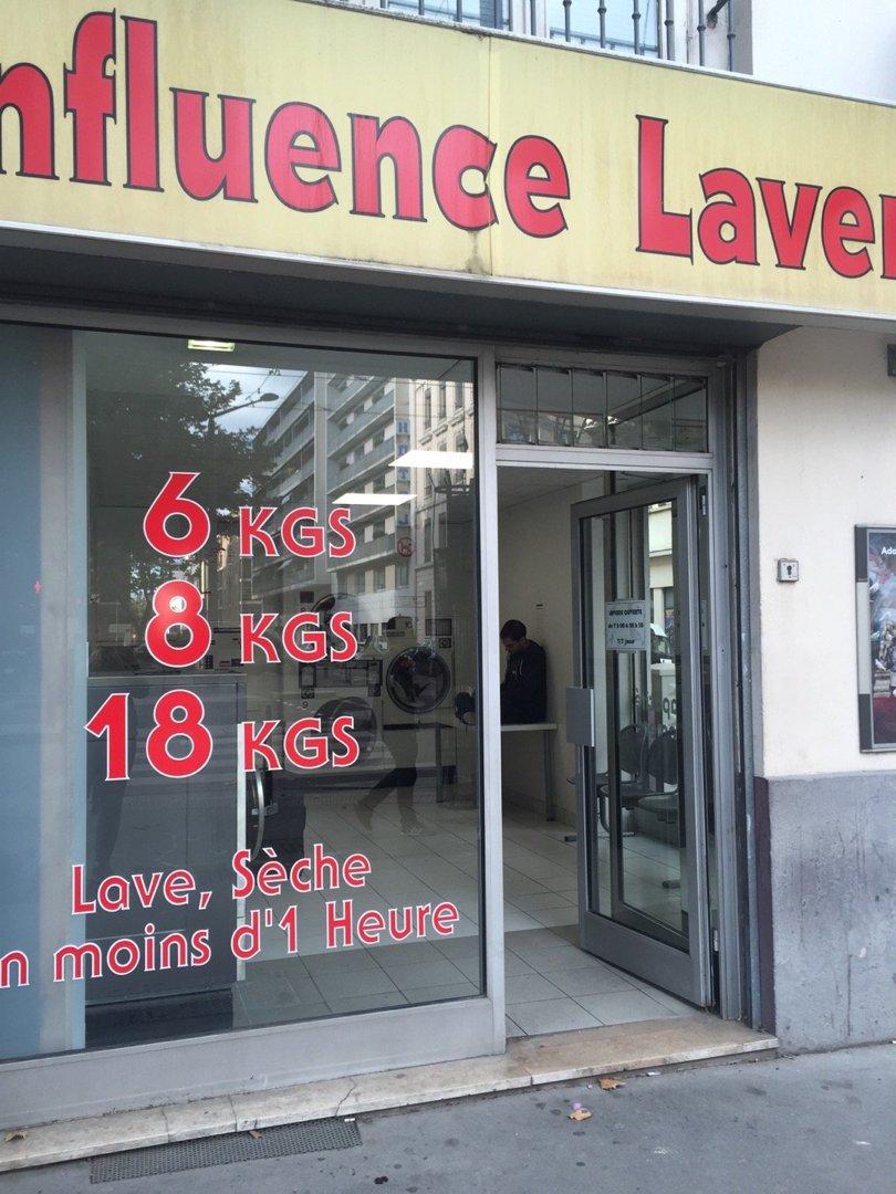 Foto vom 18. Oktober 2016 13:33, CONFLUENCE LAVERIE, 44 Cours Charlemagne, 69002 Lyon, Frankreich