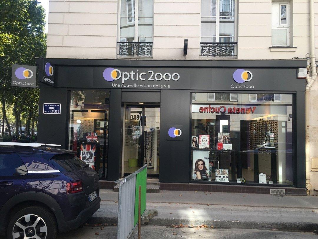 Foto del 26 de agosto de 2016 9:30, Optic 2000, 12 Rue de l'Église, 92200 Neuilly, Francia