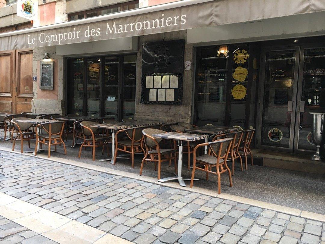 Photo du 18 octobre 2016 14:14, Le Comptoir des Marronniers, 8 Rue des Marronniers, 69002 Lyon, France