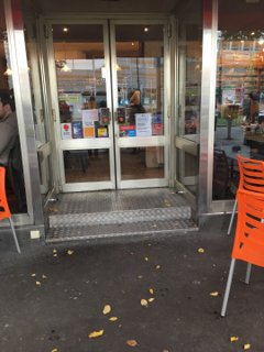 Foto del 14 de noviembre de 2016 12:04, Les Aviateurs, 37 Boulevard Victor, 75015 Paris, Frankreich