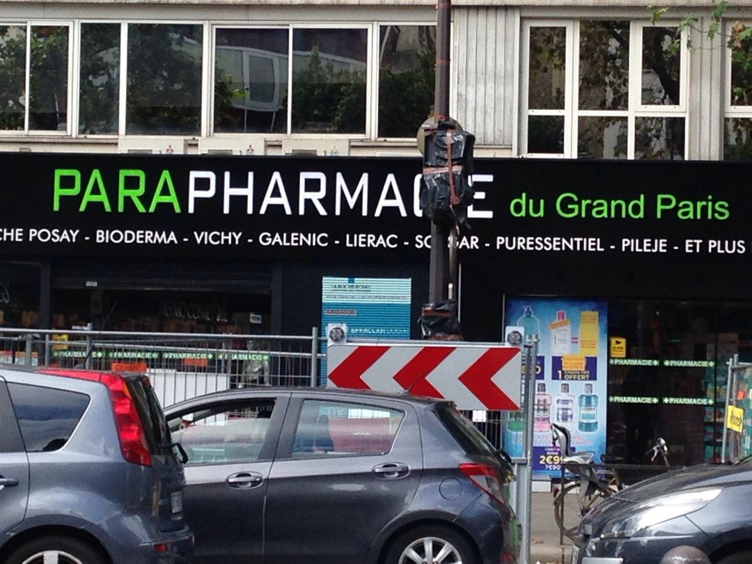 Foto del 16 de septiembre de 2016 10:35, Grande Pharmacie d'Alésia, 79 Avenue du Général Leclerc, 75014 Paris, Francia