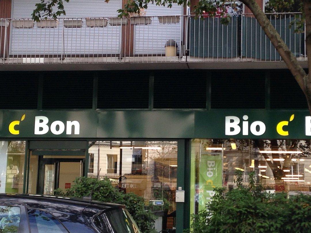 Foto del 16 de septiembre de 2016 10:37, Bio c' Bon, 2 Rue Saint-Lambert, 75015 Paris, Francia