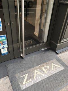 Photo du 18 octobre 2016 13:22, ZAPA, 35 Rue du Président Edouard Herriot, 69002 Lyon, Francia