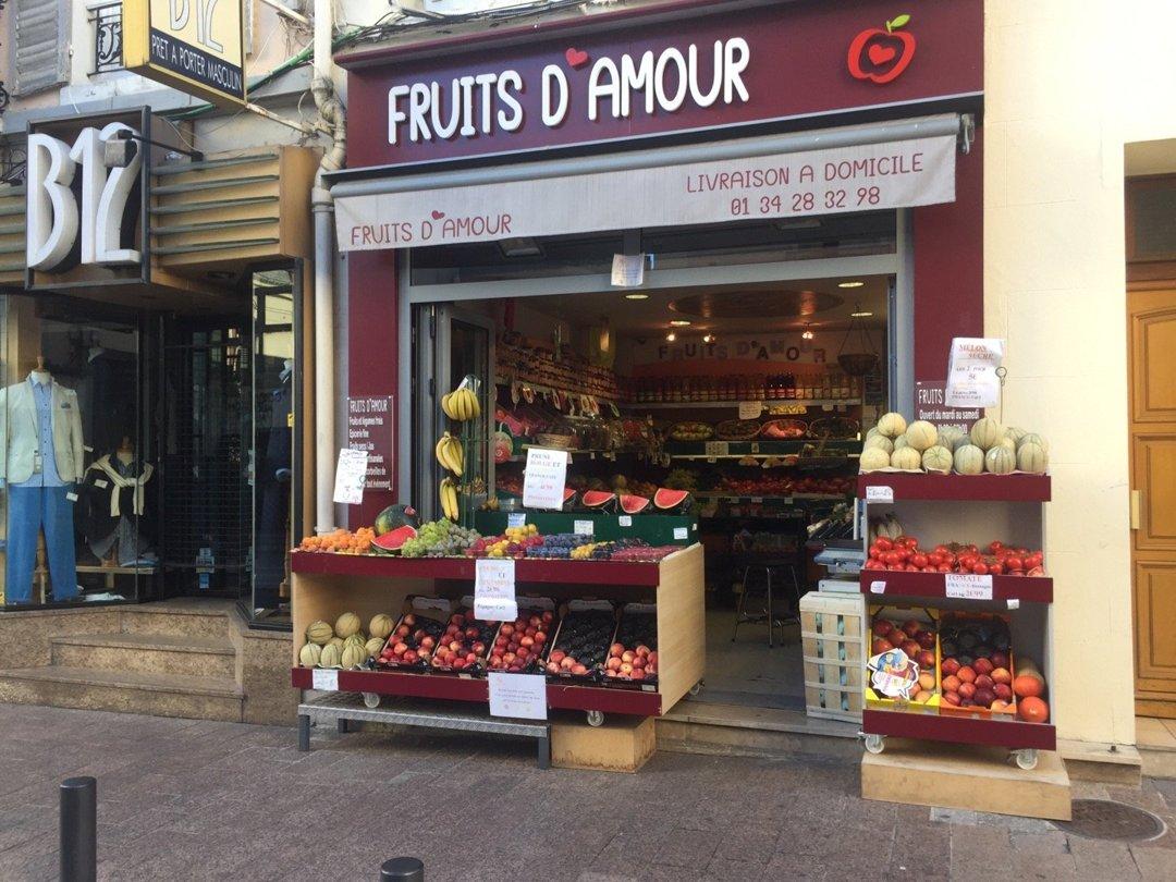 Foto del 24 de agosto de 2016 7:22, Fruits D'Amour, 10 Rue de Mora, 95880 Enghien-les-Bains, Francia