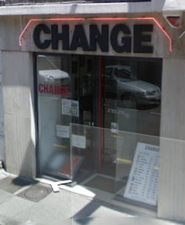 Photo of the February 5, 2016 6:52 PM, Comptoir Savoyard Change, 6 Rue de l'Annexion, 74000 Annecy, France