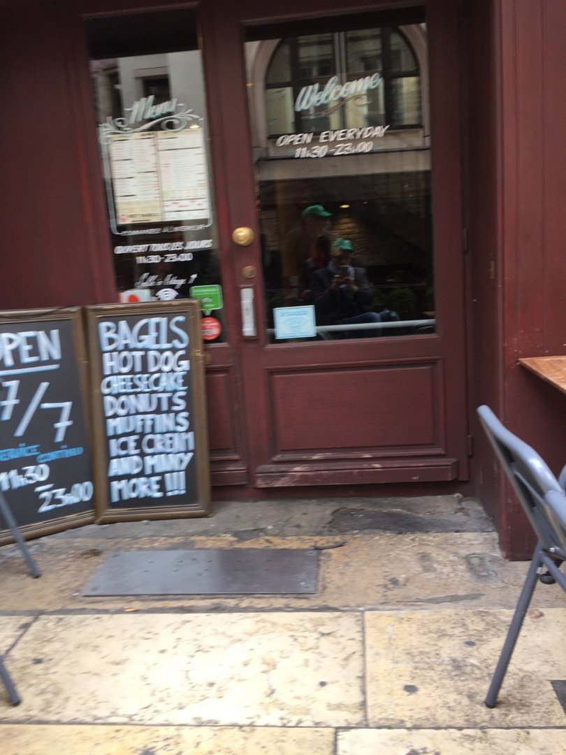 Foto del 6 de octubre de 2016 13:40, Best Bagels Mercière, 61 Rue Mercière, 69002 Lyon, Francia