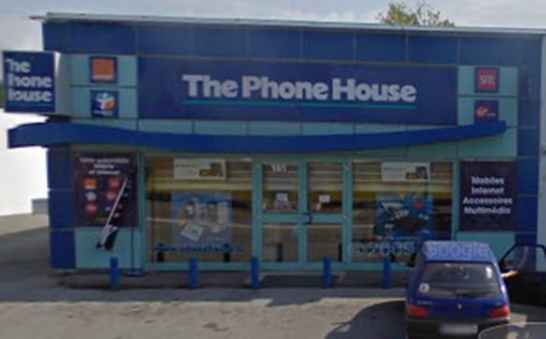 Cell Phone Store - The Phone House , Epagny