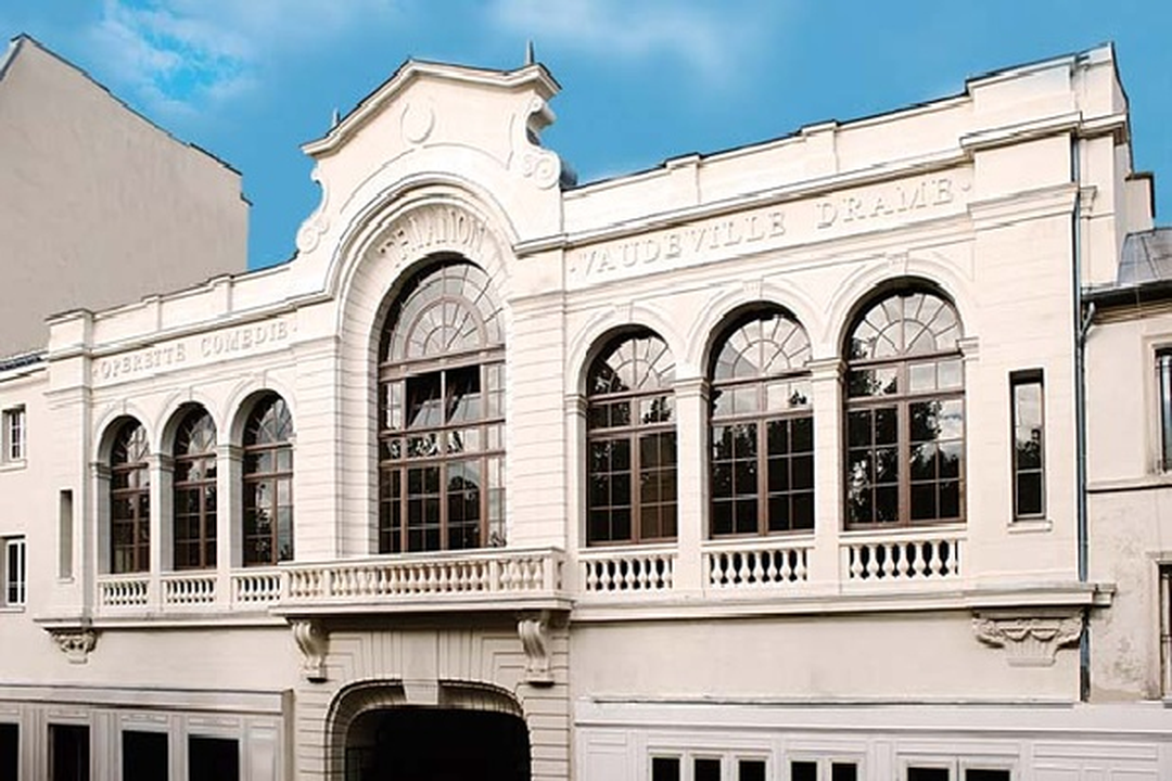 Performing Arts Theater - Trianon , Paris