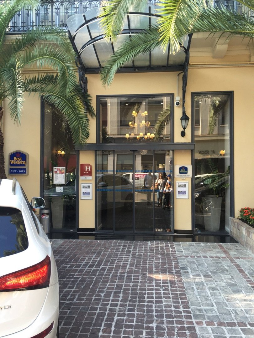 Photo du 9 septembre 2016 15:17, Best Western Hôtel New York Nice, 44 Avenue du Marechal Foch, 06000 Nice, France