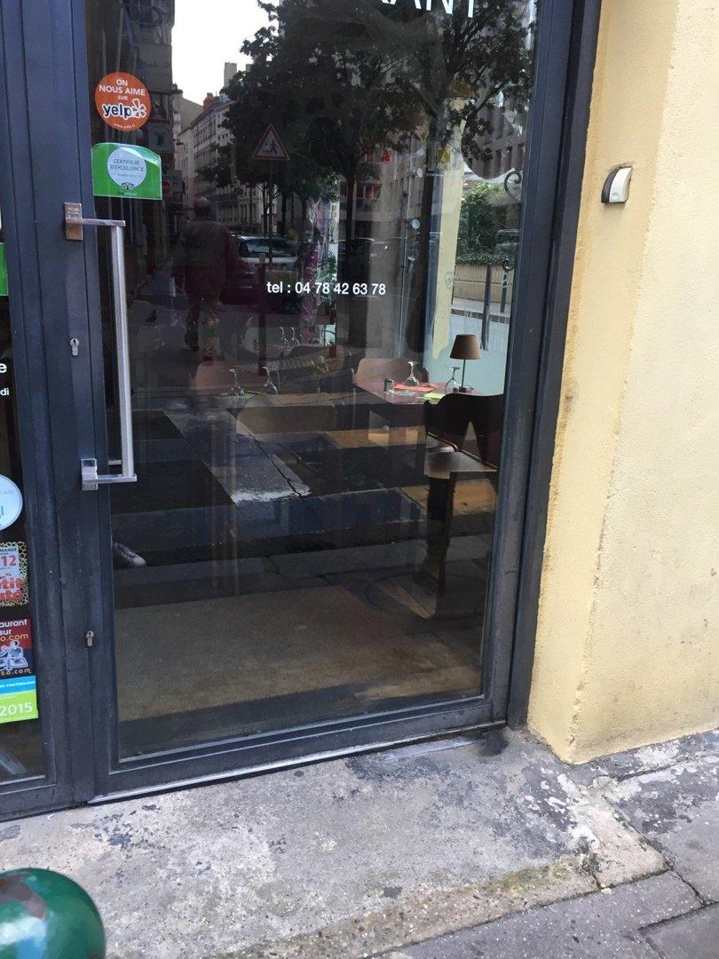 Foto vom 18. Oktober 2016 13:42, Pique Nique en Ville, 4 Rue Dubois, 69002 Lyon, Frankreich