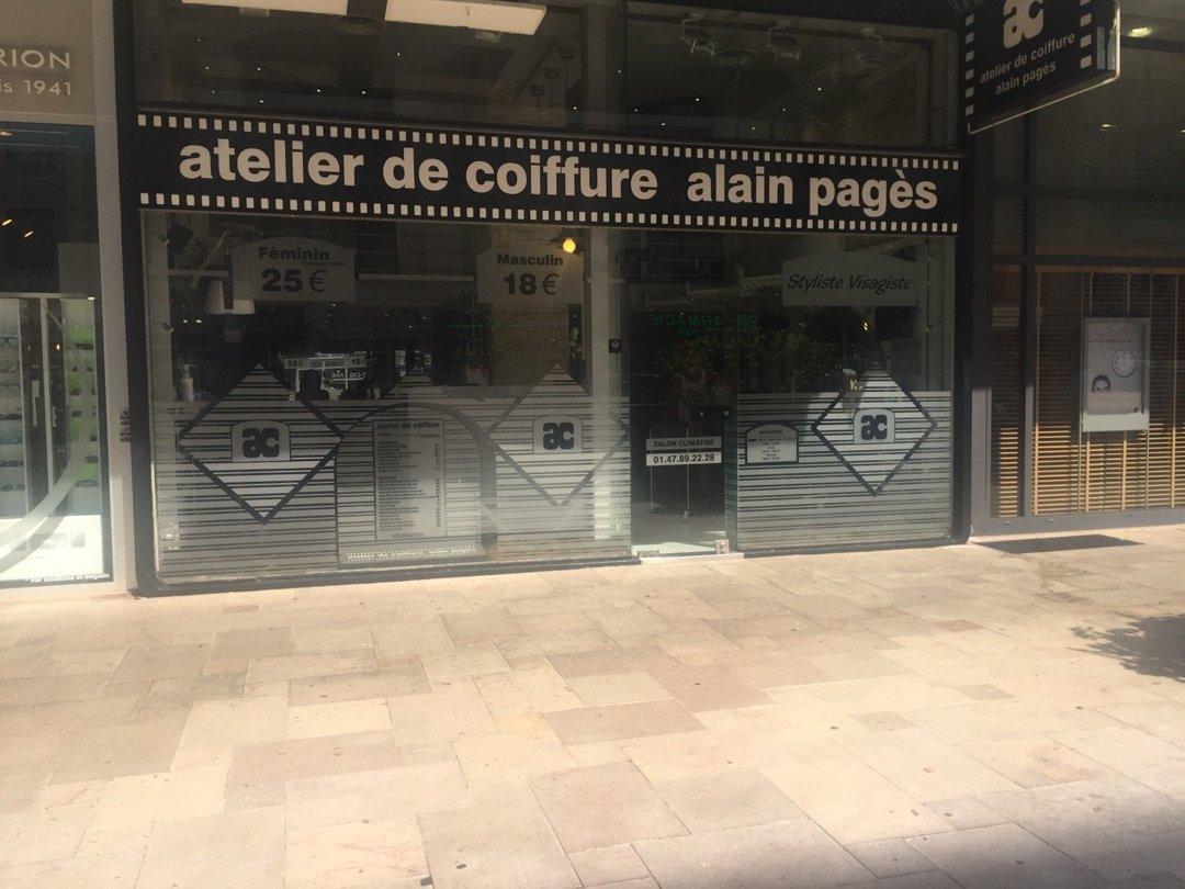 Foto vom 26. August 2016 12:48, Atelier de coiffure FDNH, 24 Rue de Bezons, 92400 Courbevoie, Frankreich