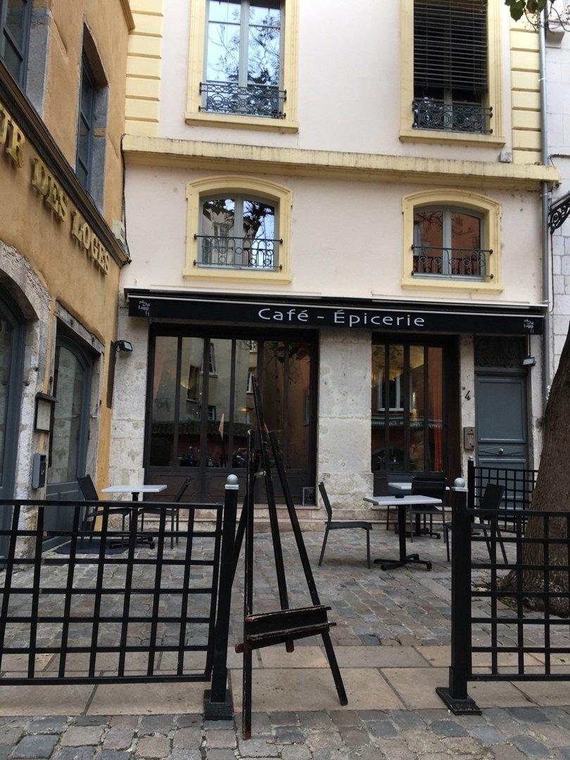 Photo of the October 6, 2016 12:30 PM, Café-Épicerie, 2 Rue du Bœuf, 69005 Lyon, France