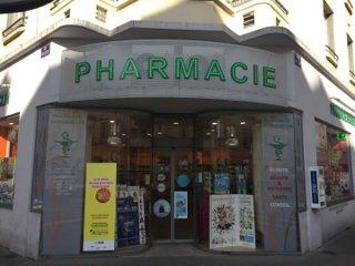 Photo of the October 18, 2016 1:58 PM, Pharmacie Duguesclin, 75 Rue Duguesclin, 69006 Lyon, France