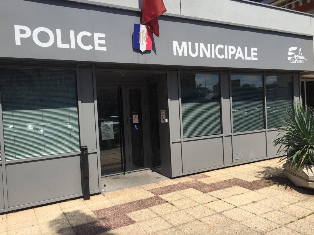 Foto vom 6. Juli 2016 13:24, Police Municipale, 13 Place du Maréchal Foch, 95880 Enghien-les-Bains, Frankreich