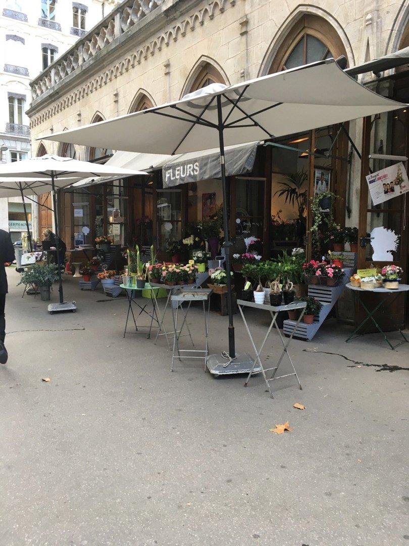 Photo du 18 octobre 2016 13:40, Presqu'île Fleurs, 44 Rue du Président Edouard Herriot, 69002 Lyon, France
