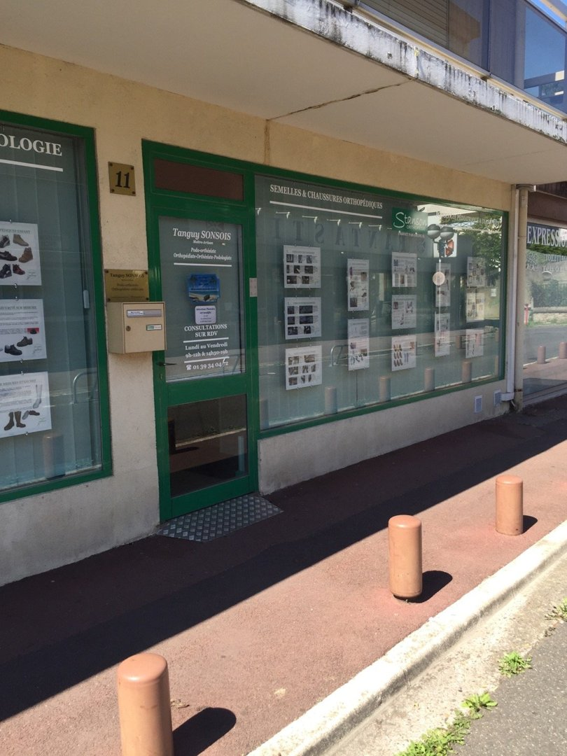 Photo du 17 août 2016 13:32, Stanson orthopédie, 11 Place du Maréchal Foch, 95880 Enghien-les-Bains, France