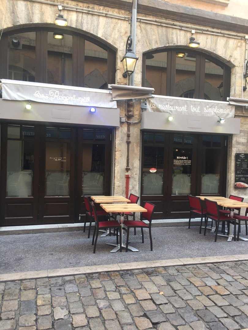 Photo du 18 octobre 2016 14:08, Le Marronnier, 5 Rue des Marronniers, 69002 Lyon, France