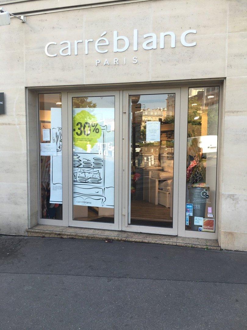 Photo du 26 août 2016 08:26, Carré Blanc, 156 bis, avenue Charles de Gaulle, 92200 NEUILLY /SEINE, France