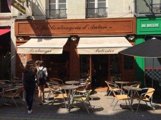 Foto vom 20. Juli 2016 10:10, La Boulangerie d'Antan, 5 Rue des Carmes, 44000 Nantes, France