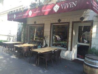 Photo of the August 26, 2016 9:52 AM, Vivin, 114 Avenue Achille Peretti, 92200 Neuilly-sur-Seine, Frankreich