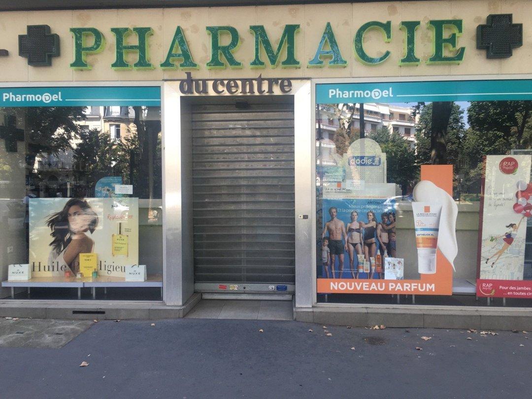 Photo of the August 26, 2016 11:41 AM, Pharmacie du Centre, 89 Avenue du Roule, 92200 Neuilly-sur-Seine, France