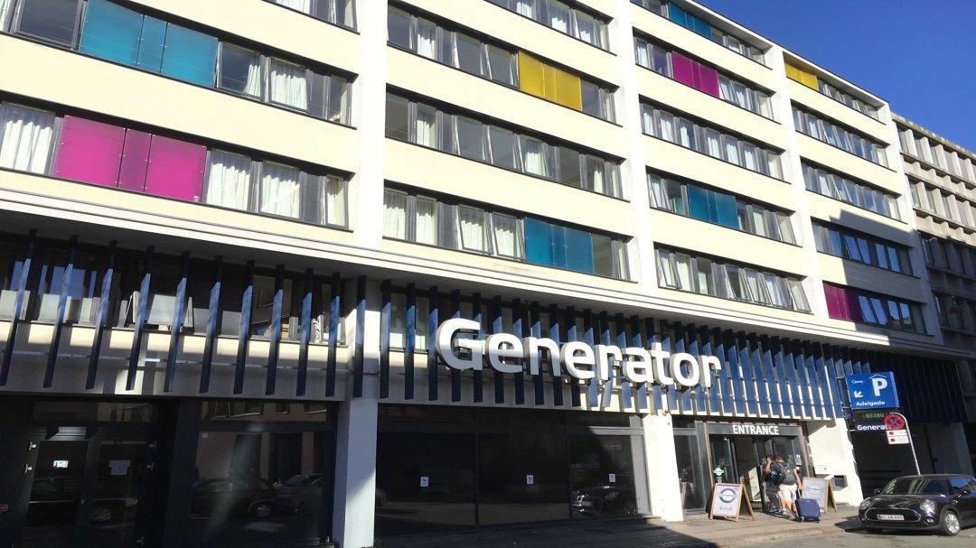 Foto del 20 de octubre de 2016 15:32, Generator Hostel, Adelgade 5-7, 1304 København K, Denmark