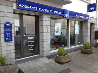 Photo du 17 septembre 2017 10:12, AXA Assurance CCL ASSURANCES, 6 Rue de Saint-Maurice, 56520 Guidel, France