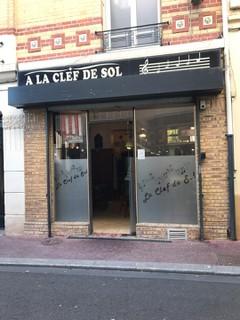 Photo of the June 26, 2018 7:33 AM, A La Clef De Sol, 14 Rue de Puisaye, 95880 Enghien-les-Bains, France