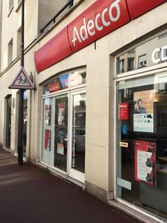 Photo of the October 20, 2017 12:50 PM, Adecco Tertiaire Antony, 10 Rue Jean Moulin, 92160 Antony, France